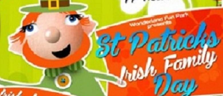 St Patricks Irish Family Day