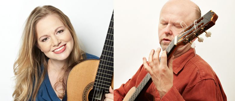 Musica Viva: Karin Schaupp and Pavel Steidl