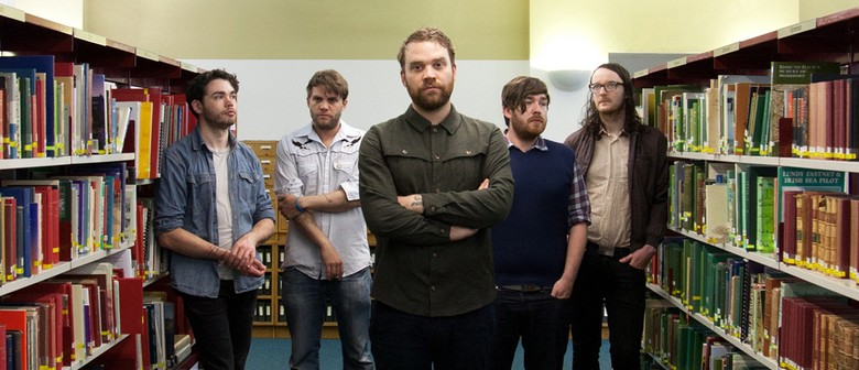 Frightened Rabbit: SOLD OUT