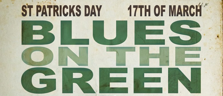 St Patricks Day Blues On The Green
