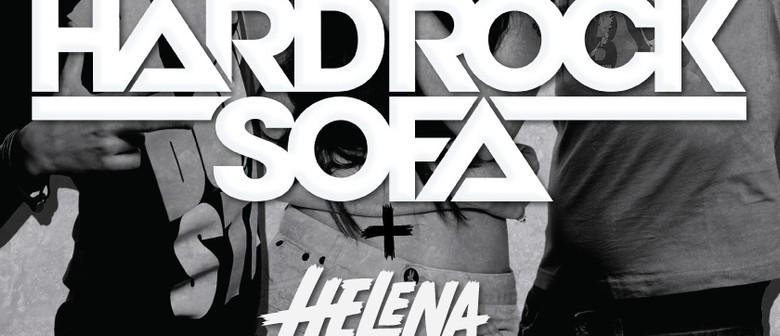 Hard Rock Sofa and Helena