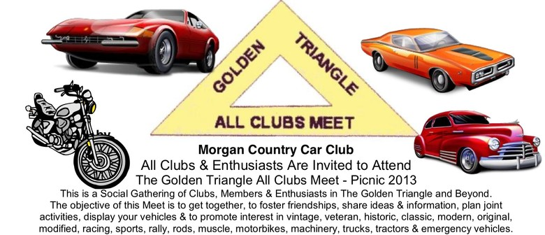 The Golden Triangle Picnic: All Clubs Meet