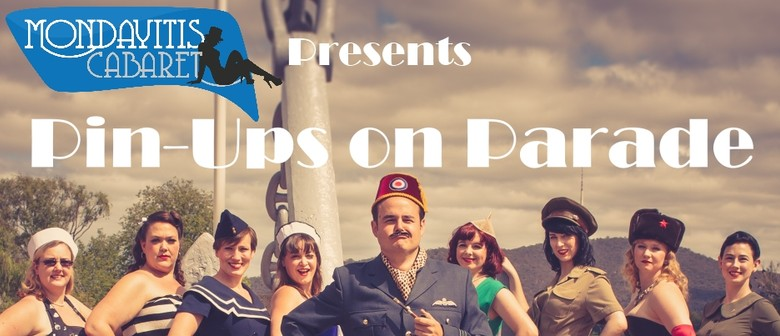 Mondayits Cabaret: Pin-Ups on Parade