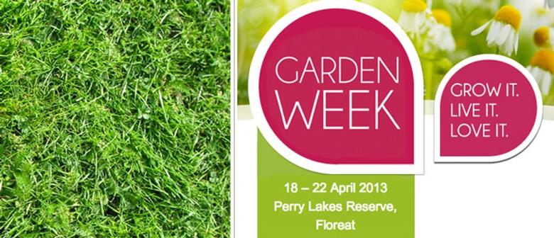Garden Week 2013