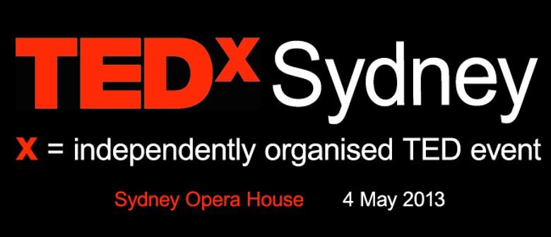 TEDxSydney 2013