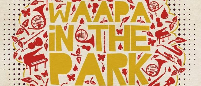 WAAPA in the Park