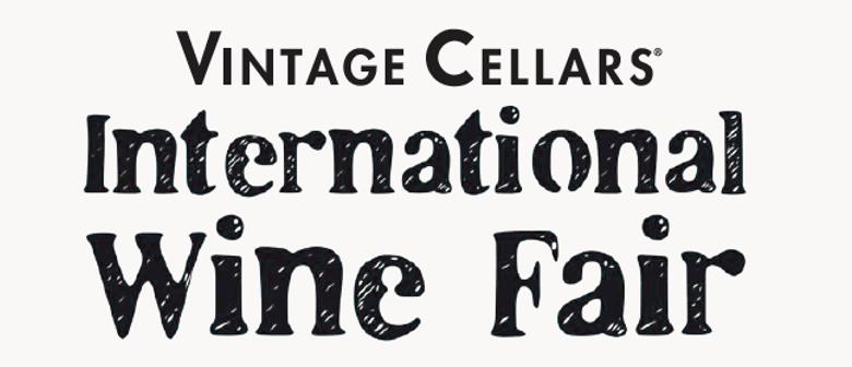 Vintage Cellars International Wine Fair