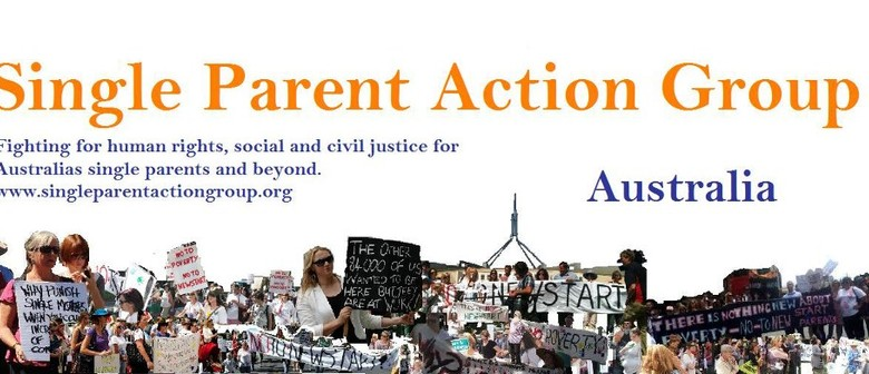Single Parents Action Group March against Poverty