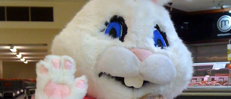Meet The Easter Bunny at Karrinyup