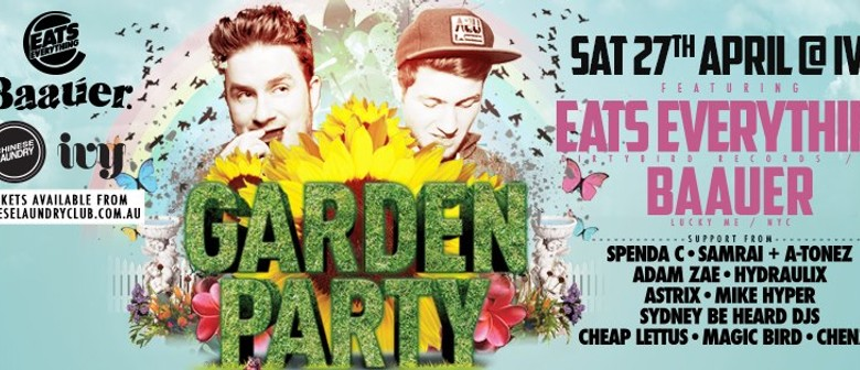 Garden Party ft. Baauer, Eats Everything