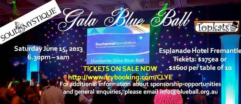 Gala Blue Ball