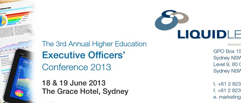 The Higher Education Executive Officers' Conference