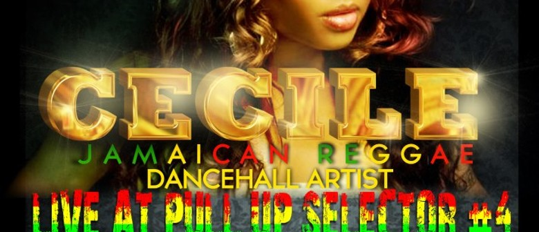 Cecile Reggae and DanceHall Queen