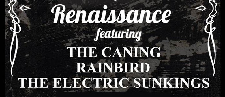Classic Rock Renaissance feat. The Caning