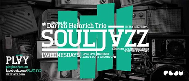 Soul Jazz ft. The Darren Heinrich Trio