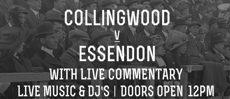Anzac Day Blockbuster: Collingwood v Essendon
