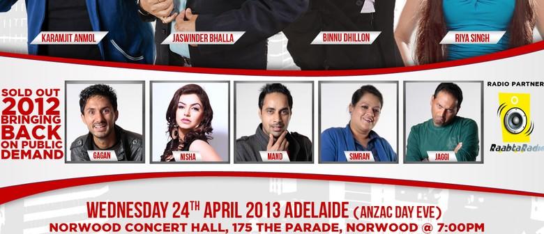 Naughty Baba Drama in Adelaide