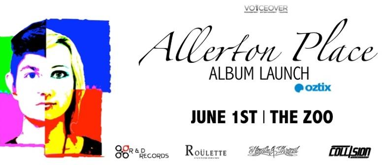 Rawr Vanity - Allerton Place Album Launch