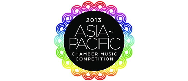 2013 Asia-Pacific Chamber Music Competition