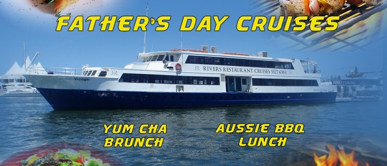 Fathers Day BBQ Lunch Cruise