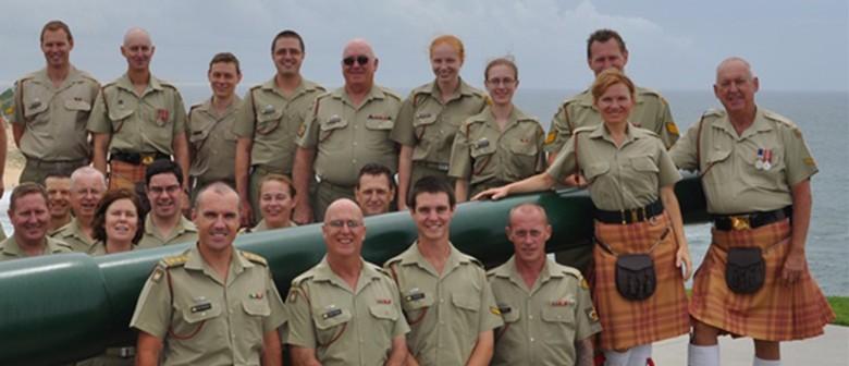 Newcastle Army Big Band