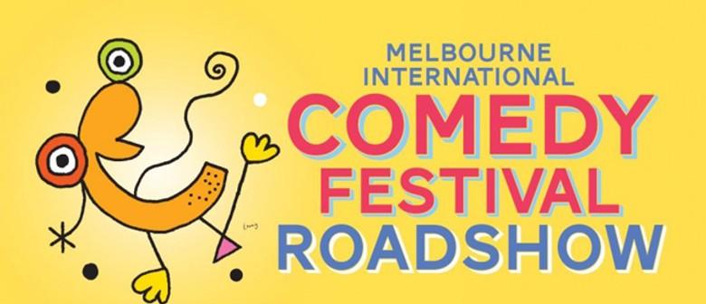 Melbourne Comedy Festival Roadshow