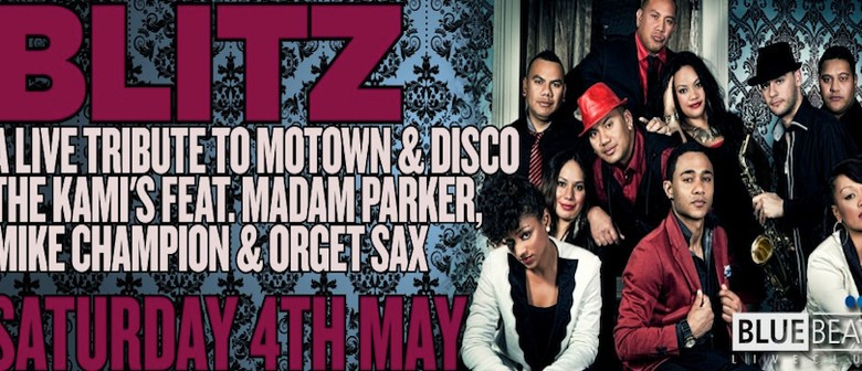 Blitz: A tribute to Motown and Disco