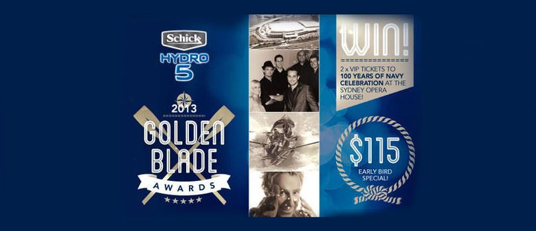 Schick Golden Blade Awards