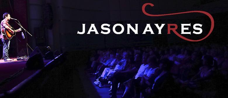 Jason Ayres - Acoustic Melbourne Tour