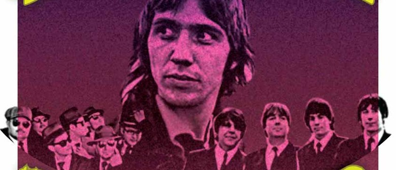 Stevie Wright from The Easybeats live at The Cavern Club: POSTPONED