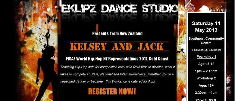 Hip-hop Workshop