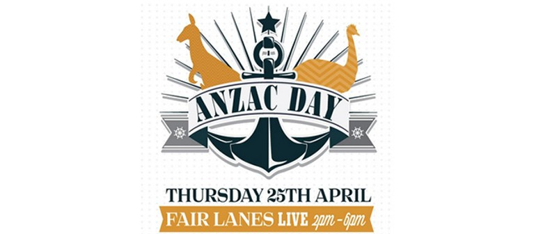 Anzac Day at Helm Surfers