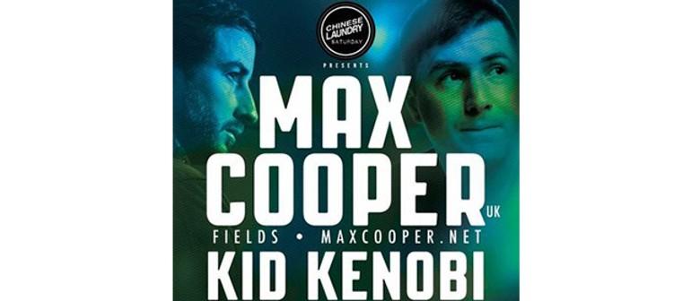 Max Cooper and Kid Kenobi