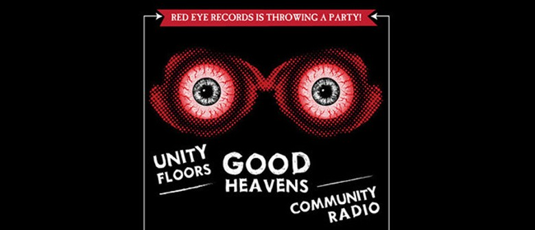 Good Heavens, Unity Floors, Community Radio