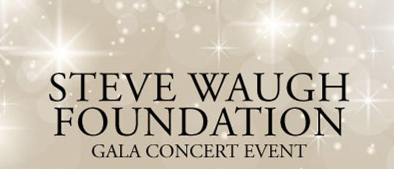 Steve Waugh Foundation Gala Concert