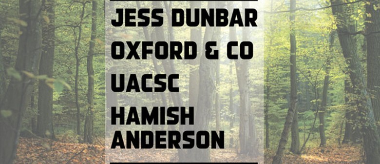 Jess Dunbar, Oxford & Co, UACSC and Hamish Anderson