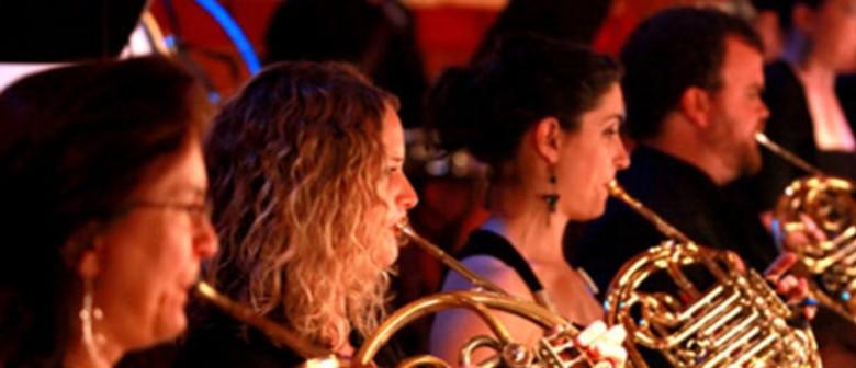 Australian World Premiere with The Metropolitan Orchestra