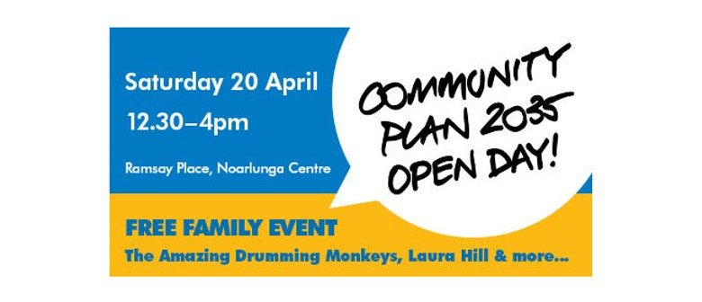 City of Onkaparinga Community Plan Open Day