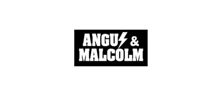 Angus and Malcolm