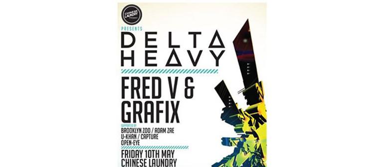 Delta Heavy, Fred V and Grafix