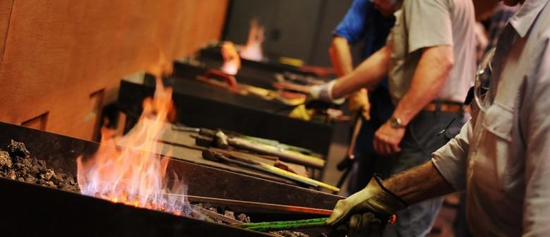 Blacksmithing Advanced workshop
