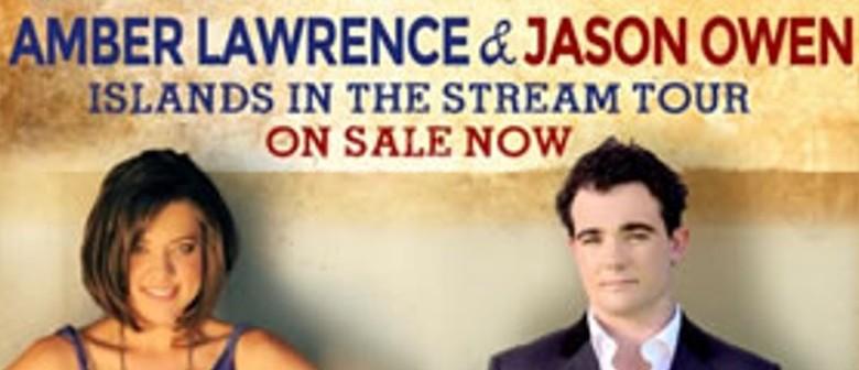 Amber Lawrence and Jason Owen