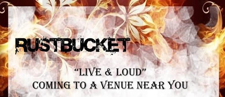 RustBucket Classic Rock and Blues Band