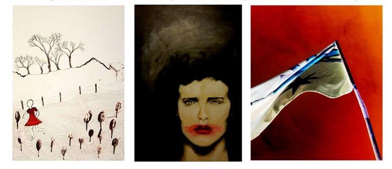 Ink, Paint, Lens