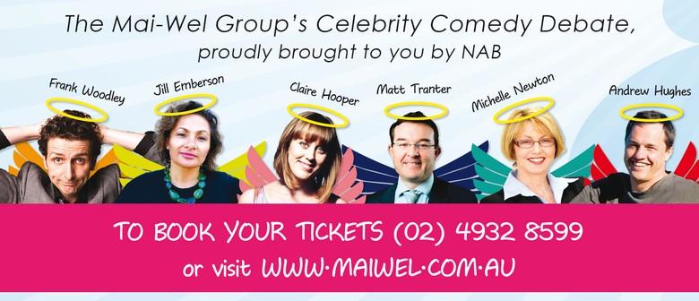 The Mai-Wel Group's Annual Celebrity Comedy Debate