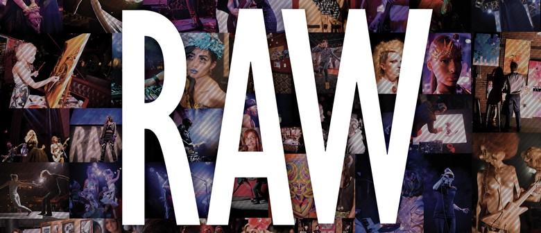 RAW: Natural Born Artists Wollongong