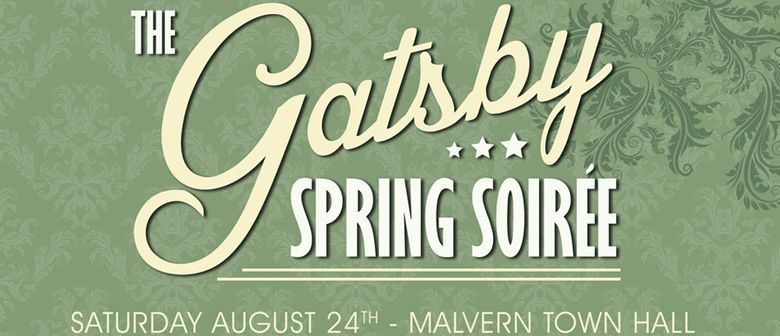 The Gatsby Spring Soirée