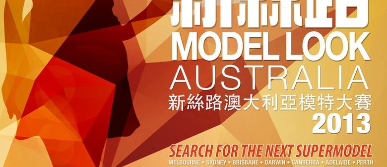 NSR Model Look Australia Fashion Show