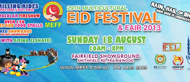 Multicultural Eid Festival and Fair
