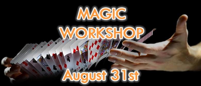 Magic Workshop - Learn the magic essentials!: CANCELLED